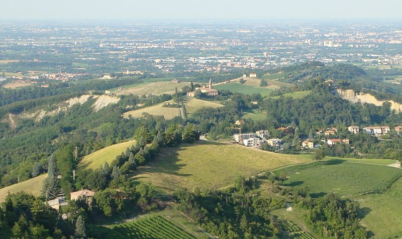Cenni storici del borgo di San Lorenzo in Collina